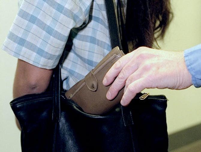 На измаильском рынке завелся карманник