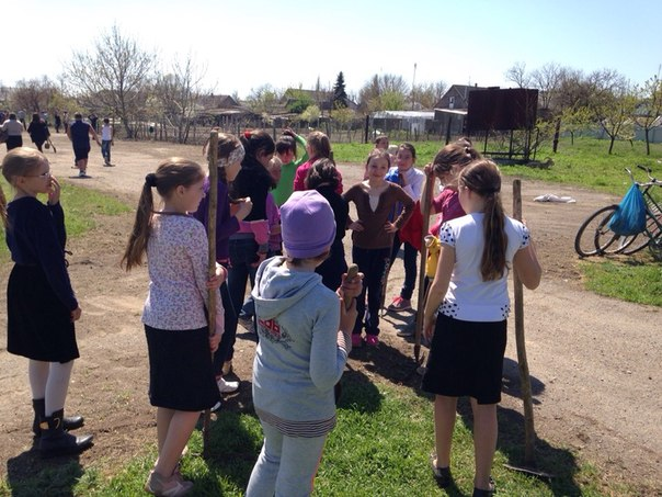 i_EuKALACJI В селе Шевченково Килийского р-на прошел традиционный субботник