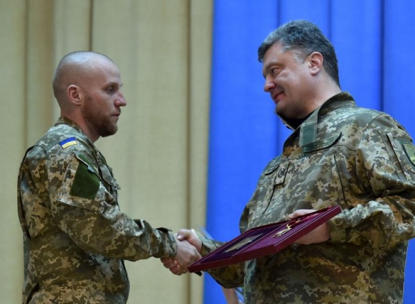 img143022799890981430228655 Житель Болграда стал полным кавалером ордена Богдана Хмельницкого