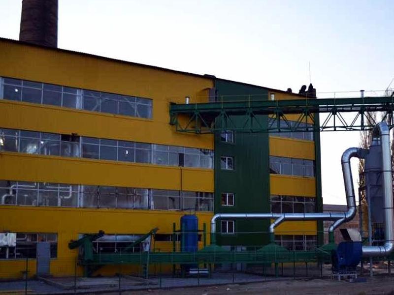 Измаильский маслоэкстракционный завод возобновил работу