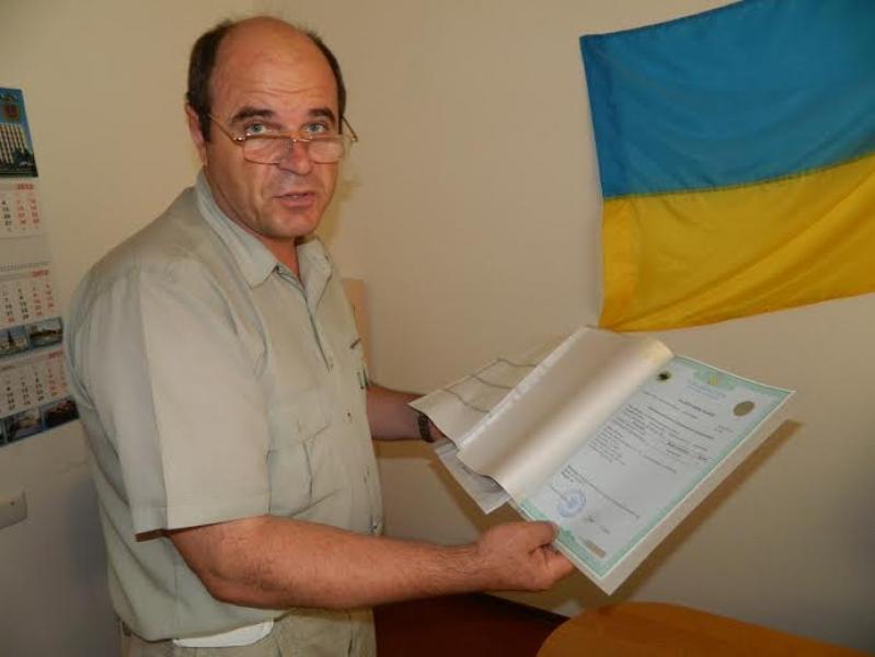 Глава с. Озерное Измаильского района ушел в отставку