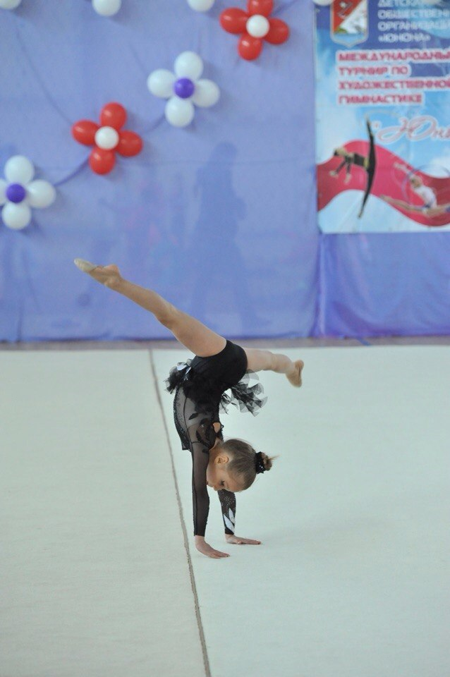 tkOw0XwPvj4 Измаильские гимнастки представляли Украину на международном турнире