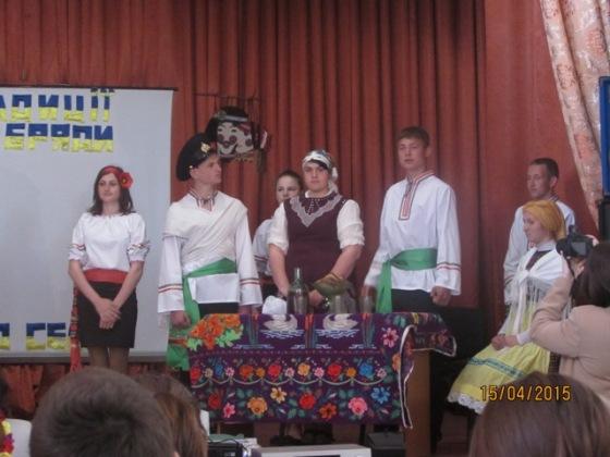 В с. Озерное прошел фестиваль «Традиции и обряды моего села»