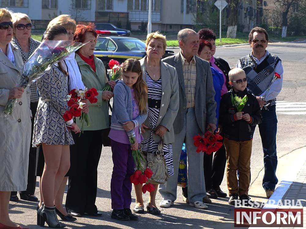 wXrX_Ezd394 Измаил почтил память героев-ликвидаторов Чернобыльской катастрофы (фото)