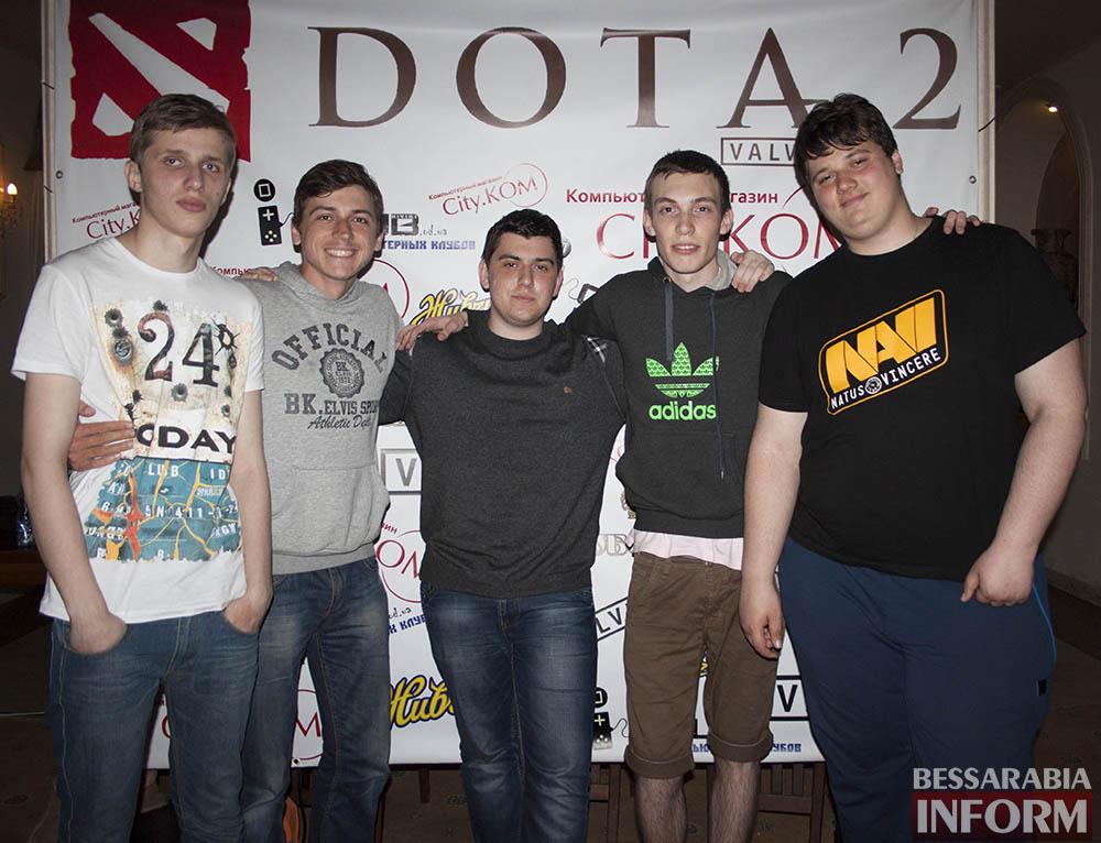 """Без-имени-роро Киберспорт в Измаиле: турнир """"Dota 2 cup"""""""