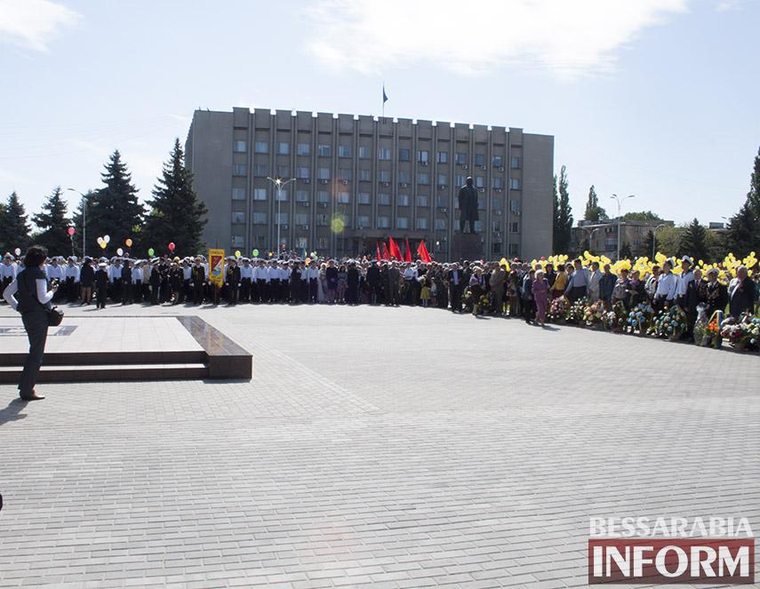 Без-имени-14 Измаил отпраздновал День Победы (фото)
