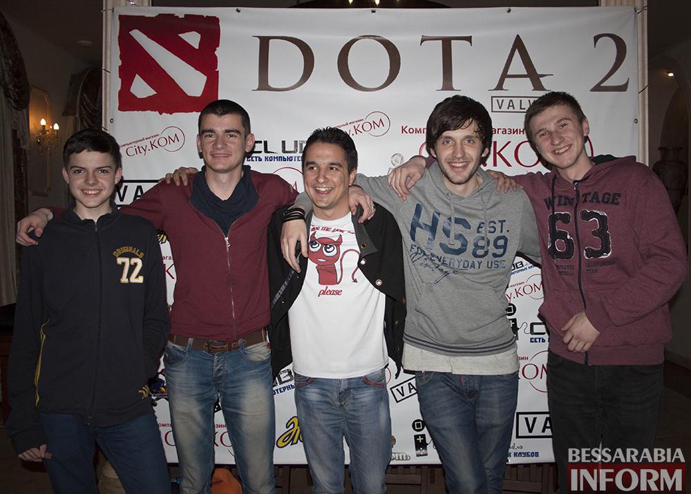"""вва Киберспорт в Измаиле: турнир """"Dota 2 cup"""""""