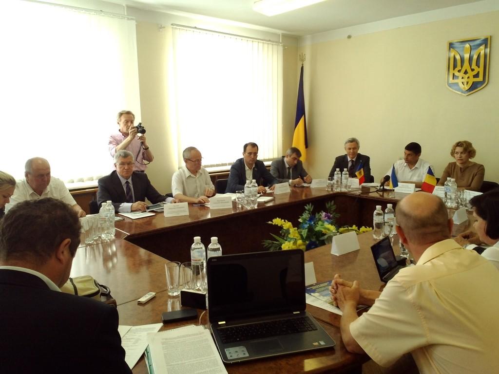 фото2-1024x768 Юрий Маслов: «Только совместными усилиями мы сможем улучшить жизни людей в Придунавье»