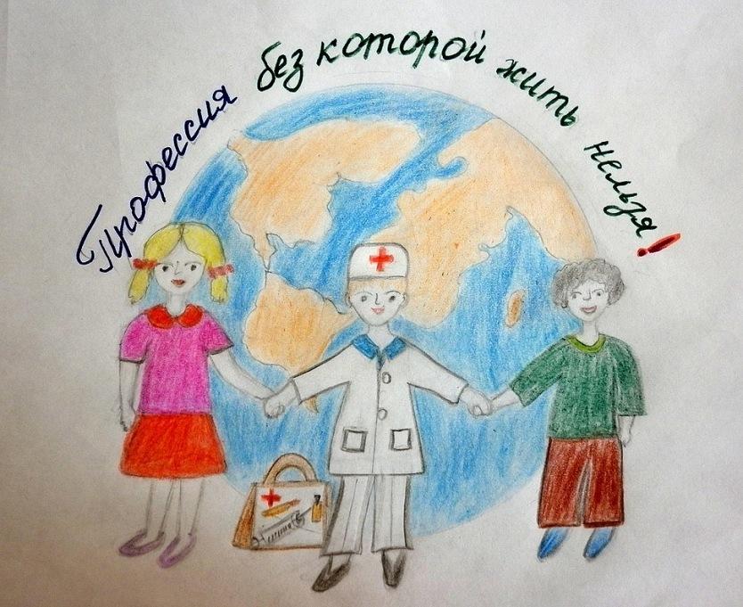 В Измаиле стартовал конкурс детских рисунков
