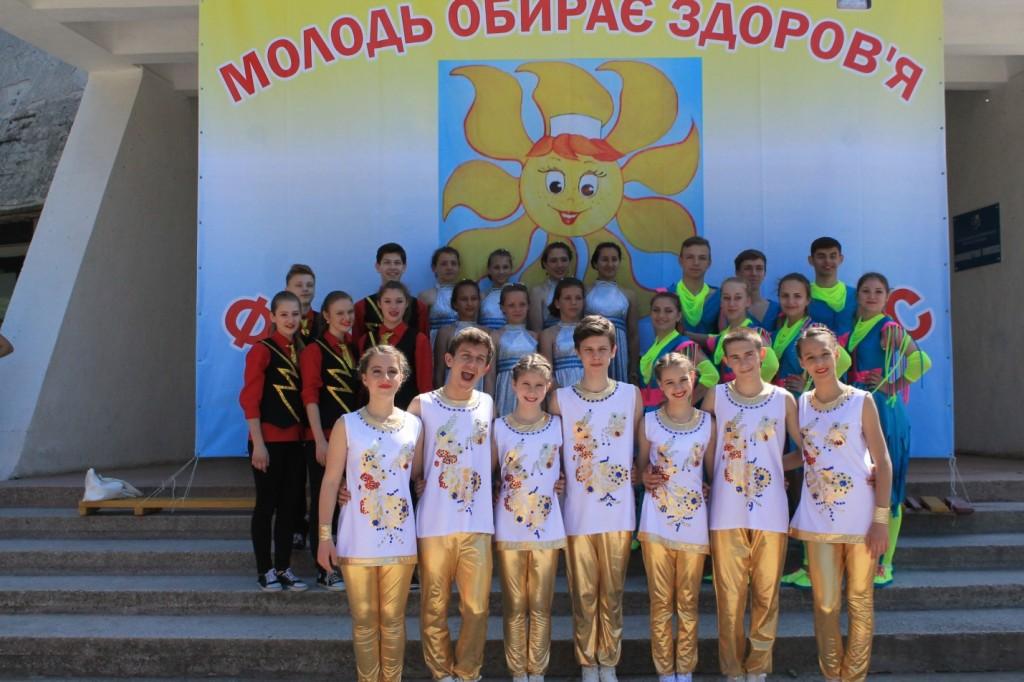 132-1024x682 Ренийские дети за здоровый образ жизни