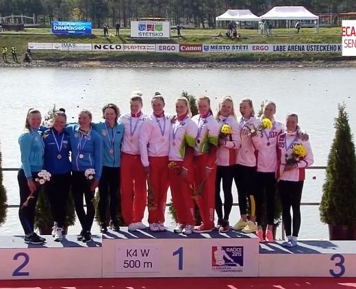 Белгогород-Днестровская спортсменка завоевала серебряную медаль Чемпионата Европы
