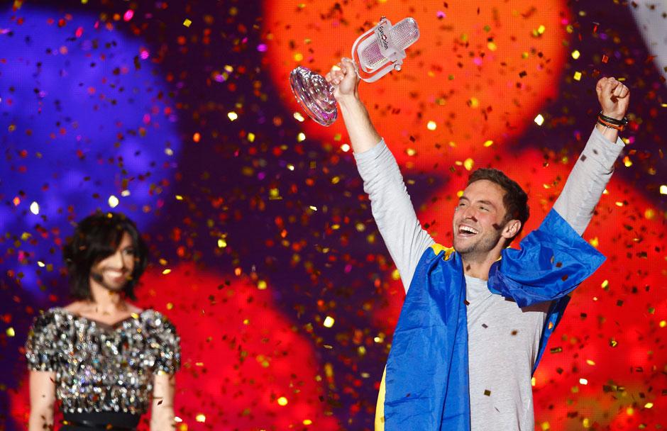 Самые яркие моменты «Евровидения 2015» (фото, видео)