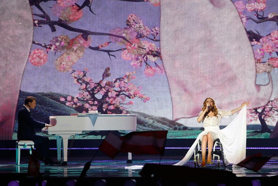 315165 Самые яркие моменты «Евровидения 2015» (фото, видео)