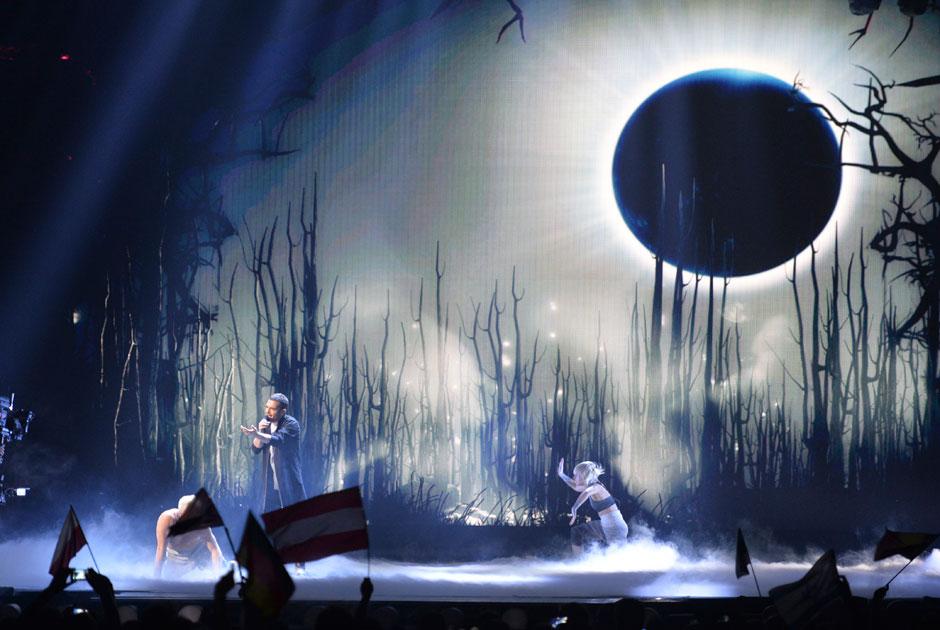 315166 Самые яркие моменты «Евровидения 2015» (фото, видео)