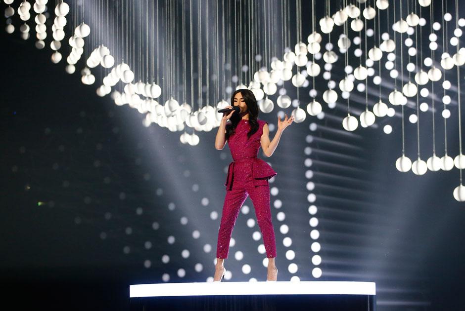 315167 Самые яркие моменты «Евровидения 2015» (фото, видео)