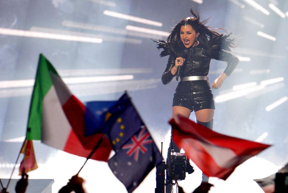 315168 Самые яркие моменты «Евровидения 2015» (фото, видео)