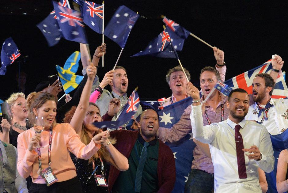 315169 Самые яркие моменты «Евровидения 2015» (фото, видео)