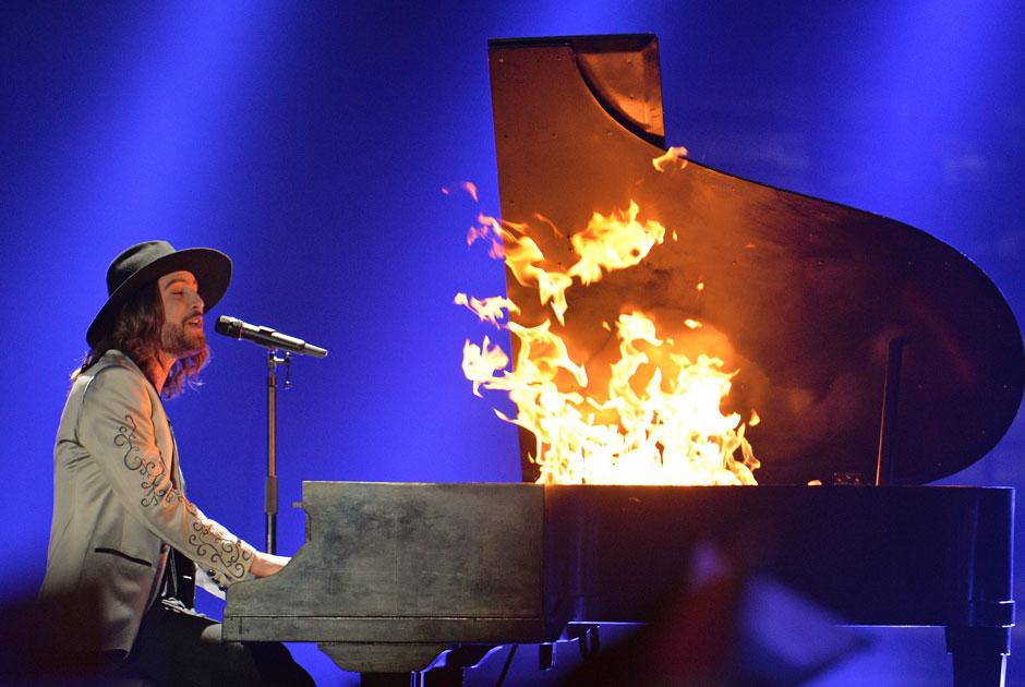 315170 Самые яркие моменты «Евровидения 2015» (фото, видео)