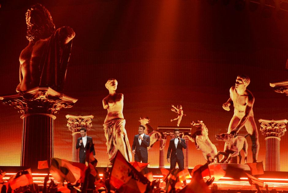 315172 Самые яркие моменты «Евровидения 2015» (фото, видео)