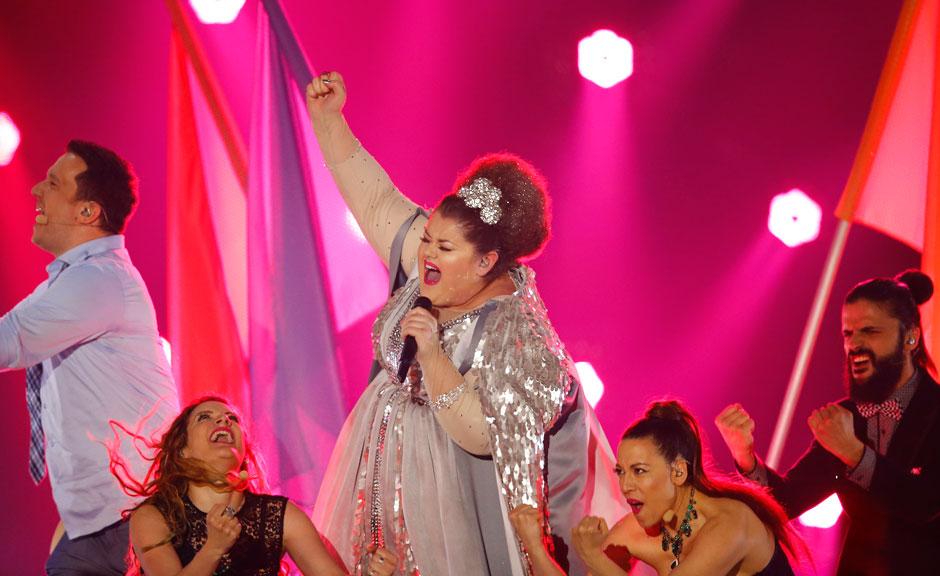 315173 Самые яркие моменты «Евровидения 2015» (фото, видео)