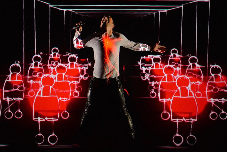 315174 Самые яркие моменты «Евровидения 2015» (фото, видео)