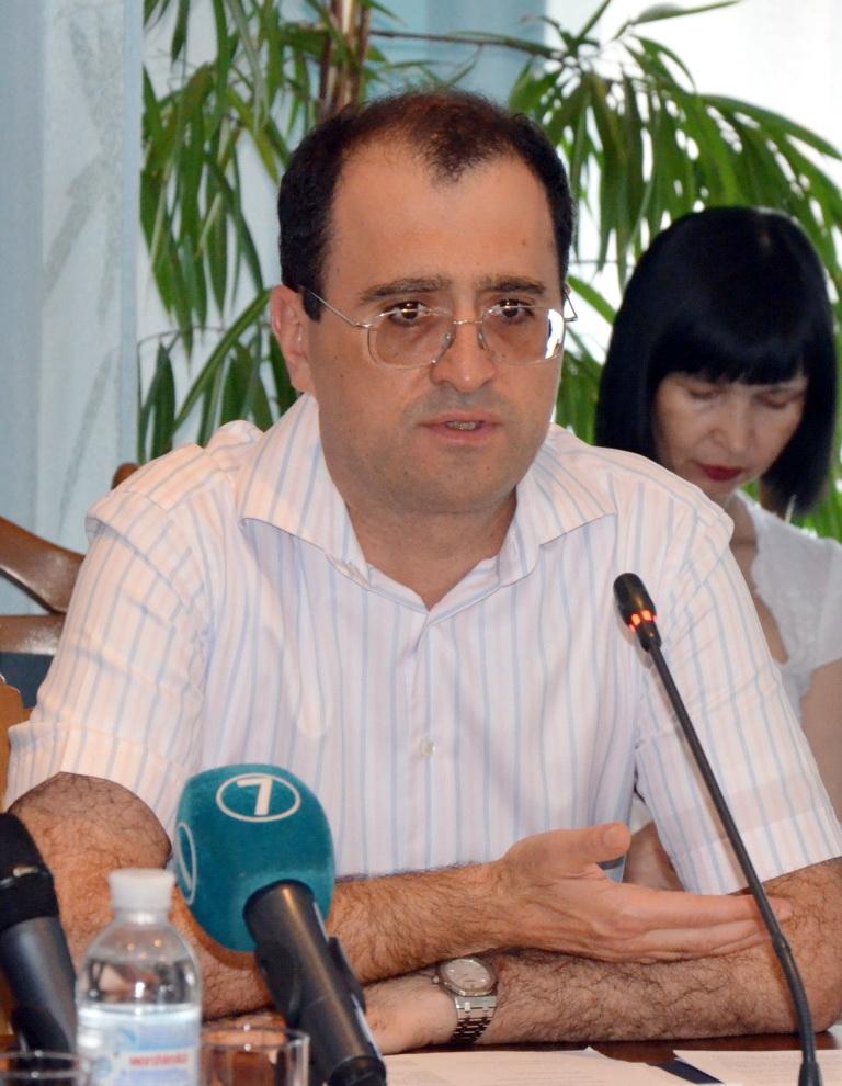 4m Депутат Юрий Маслов инициировал рассмотрение вопроса о раздамбовке озера Сасык