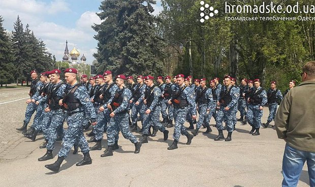 К 2 мая в Одессу стянули силовиков для предотвращения террактов