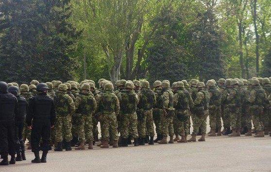 55436c7c9abf6 К 2 мая в Одессу стянули силовиков для предотвращения террактов