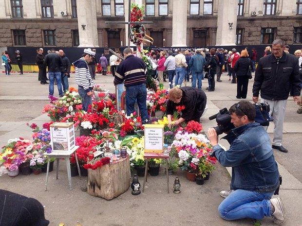 Около тысячи человек на Куликовом поле почтили память погибших (фото, видео)
