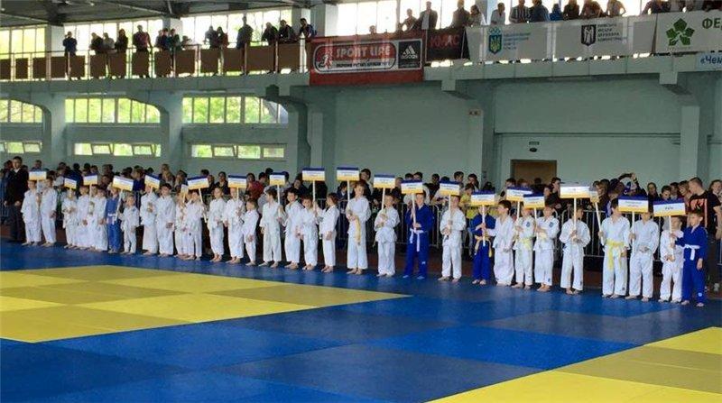 88206129aea5 Спортсменка из Белгород-Днестровского стала чемпионкой Украины по дзюдо