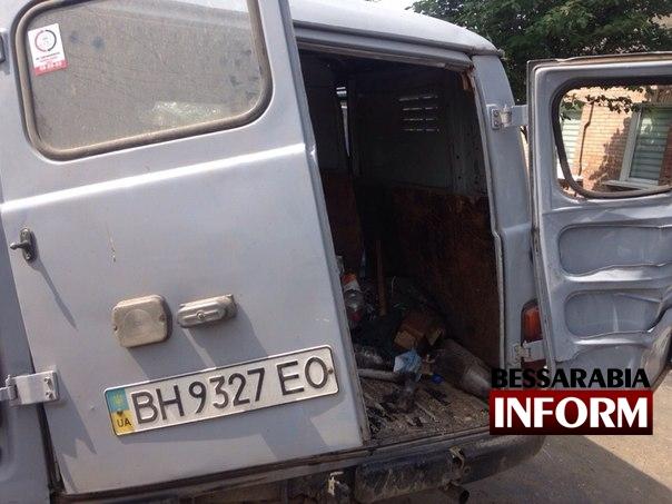 В Измаиле в результате серьезного ДТП пострадали двое человек