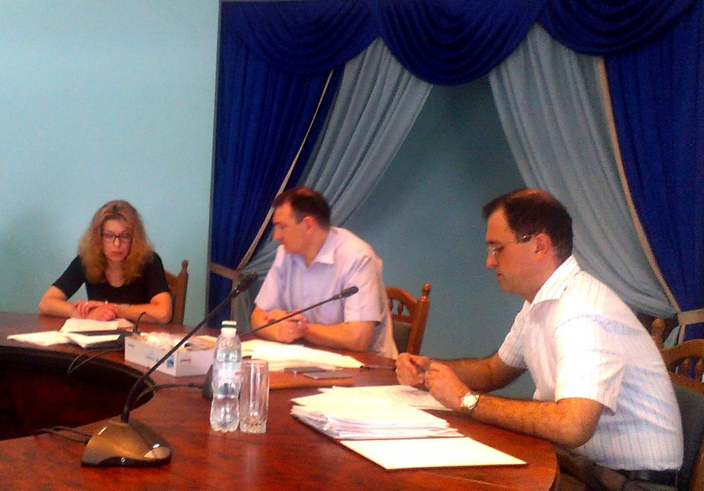 Юрий Маслов пообещал жителям Бессарабии новое качество дорог