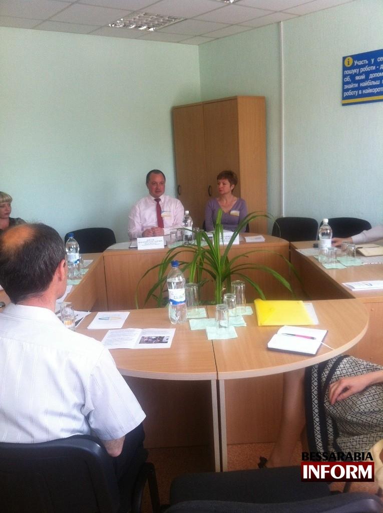 IMG_0784-765x1024 В Измаильском ЦЗ искали пути решения проблем переселенцев в Бессарабии