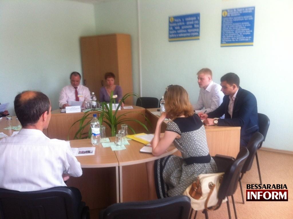 В Измаильском ЦЗ искали пути решения проблем переселенцев в Бессарабии