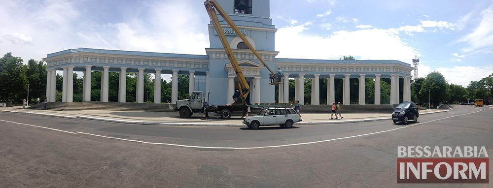 IMG_1345 На Свято-Покровском соборе появится светодиодная панель