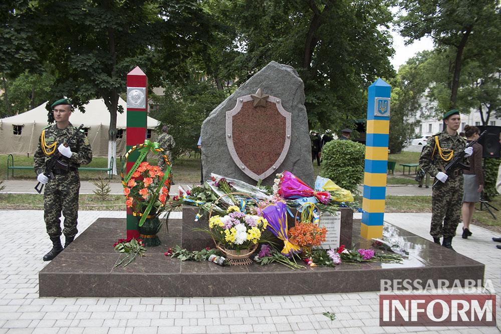 IMG_1420 В Измаиле отмечают День пограничника