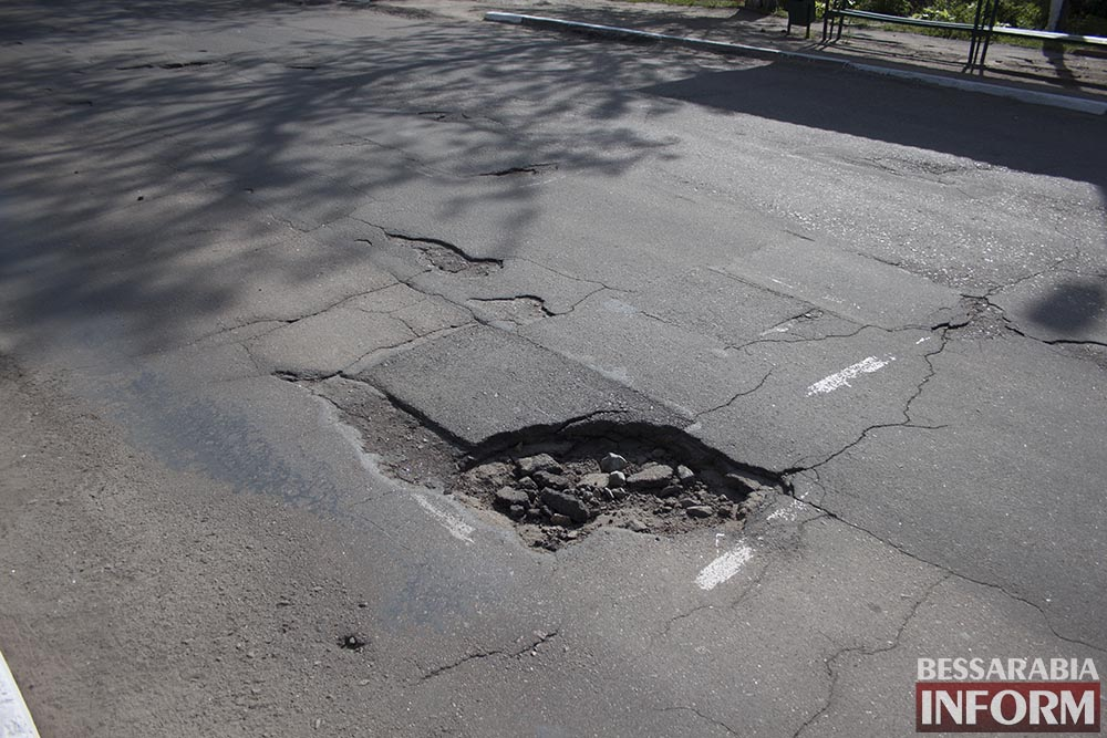 IMG_7577 Странный ремонт дорог в Измаиле