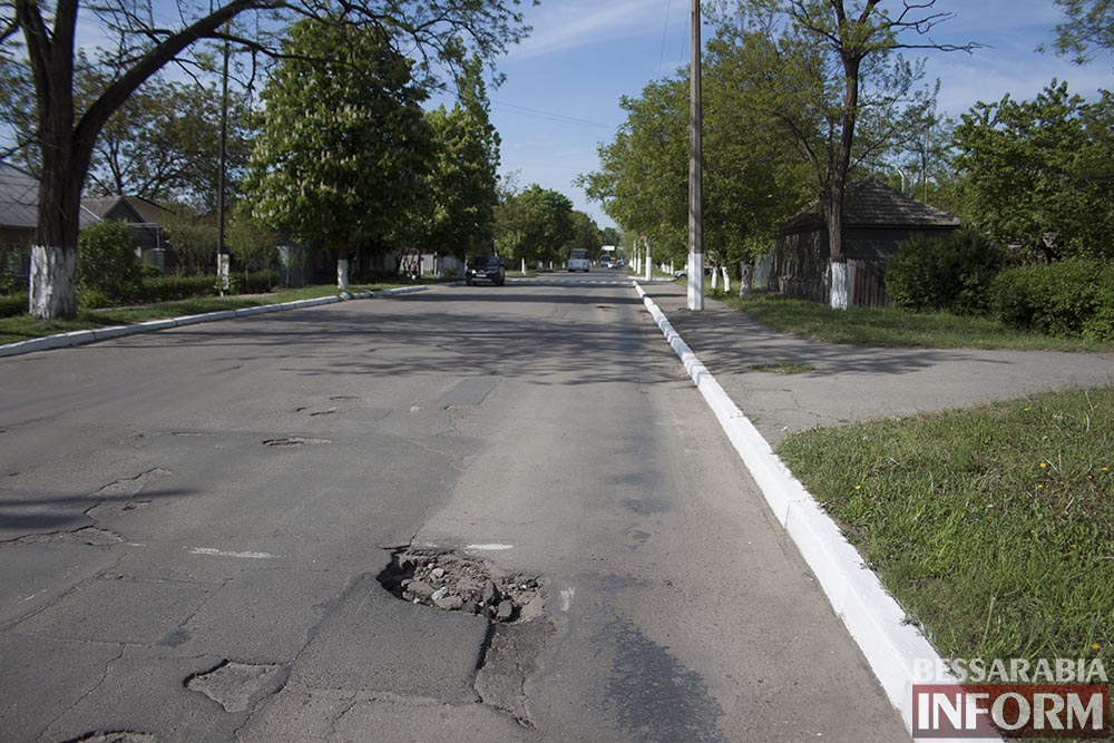IMG_7580 Странный ремонт дорог в Измаиле