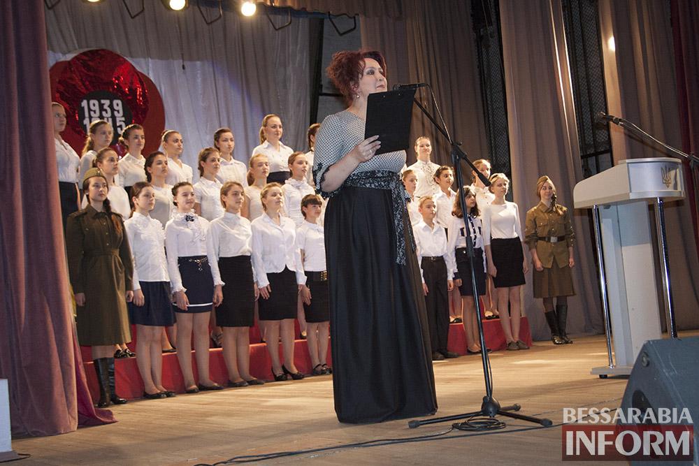 IMG_7659 В Измаиле прошел праздничный концерт для ветеранов войны