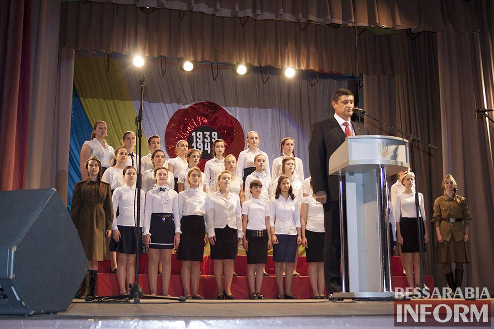 IMG_7664 В Измаиле прошел праздничный концерт для ветеранов войны
