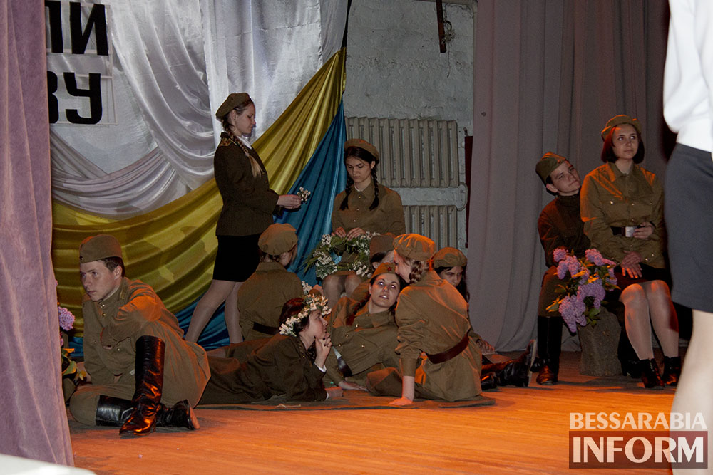 IMG_7741 В Измаиле прошел праздничный концерт для ветеранов войны