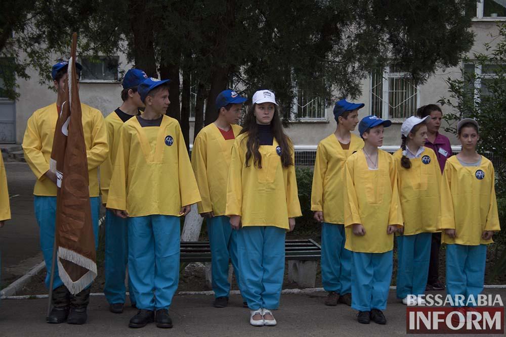 IMG_7780-копия Ливень помешал измаильским школьникам провести соревнования