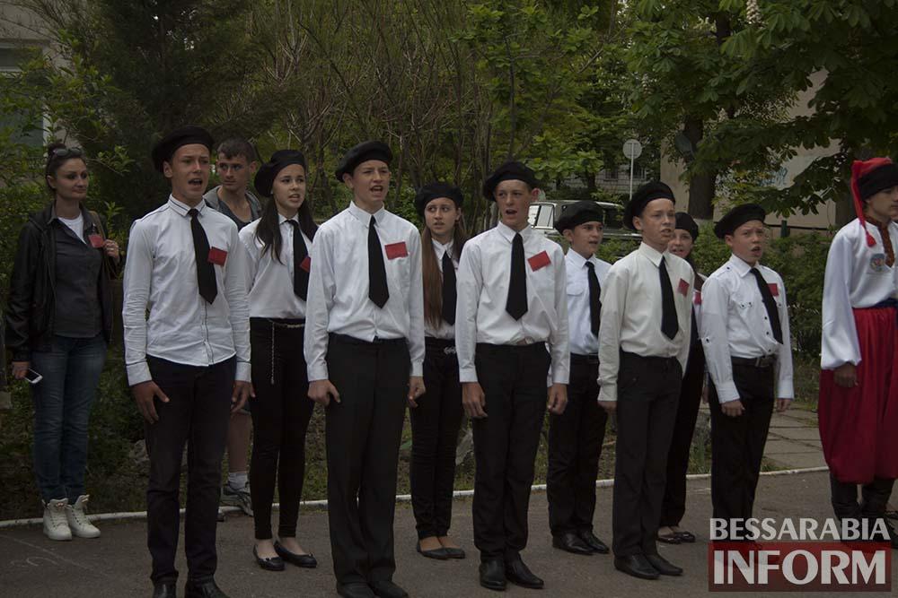 IMG_7783-копия Ливень помешал измаильским школьникам провести соревнования