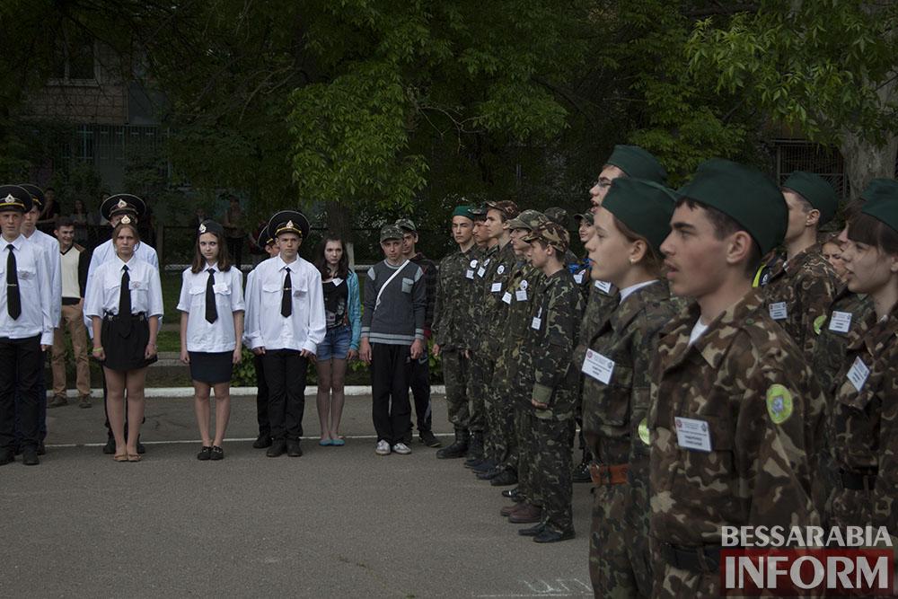 IMG_77941 Измаильские школьники провели военно-патриотические соревнования