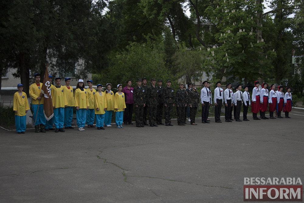 IMG_7799 Ливень помешал измаильским школьникам провести соревнования