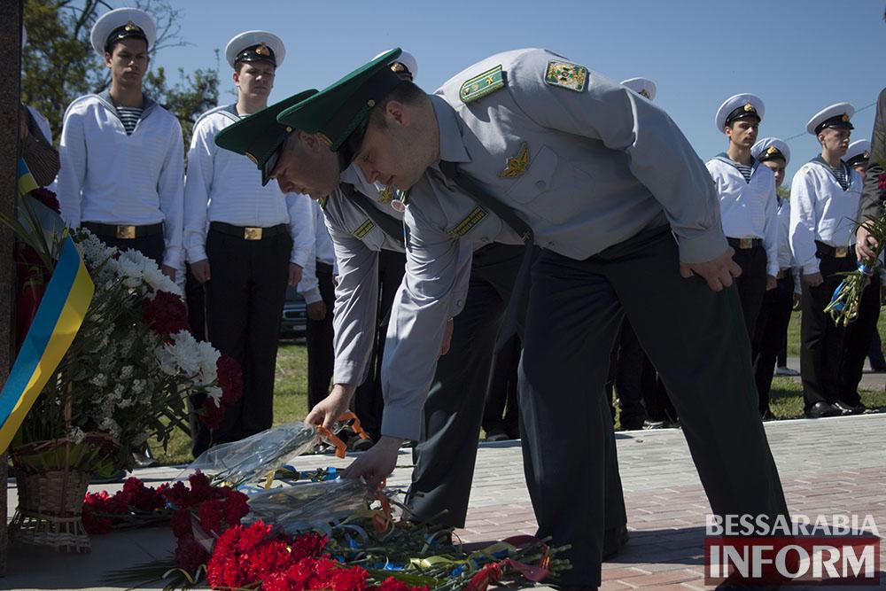 IMG_8044 В Измаиле почтили память героев Второй мировой войны