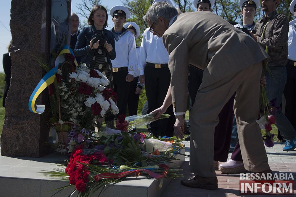 IMG_8052 В Измаиле почтили память героев Второй мировой войны