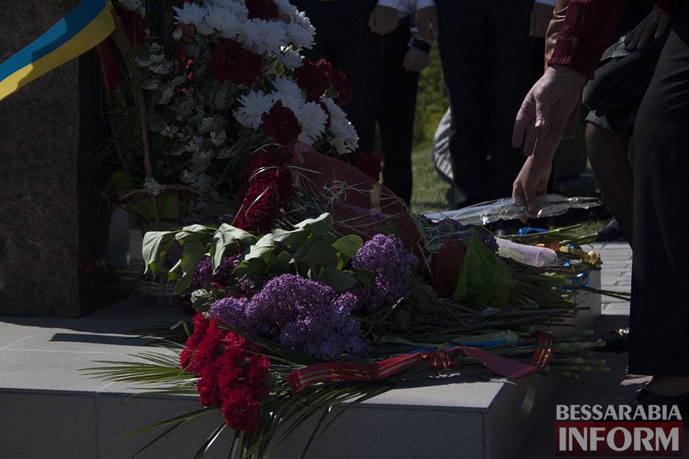 IMG_8061 В Измаиле почтили память героев Второй мировой войны