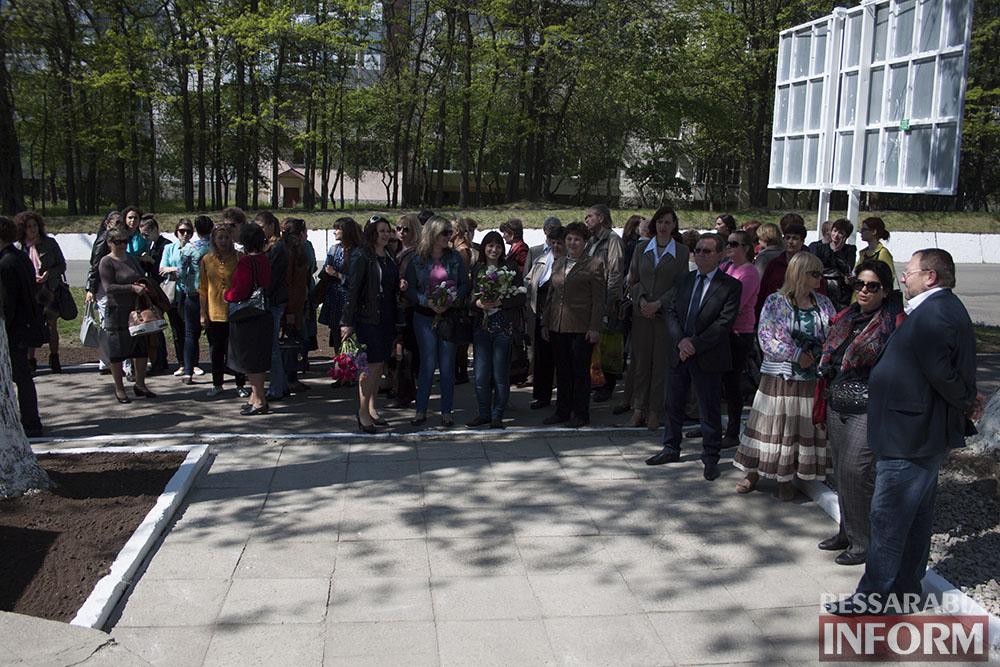 IMG_8096 В Измаиле установили мемориальные доски в честь освободителей города (фото)