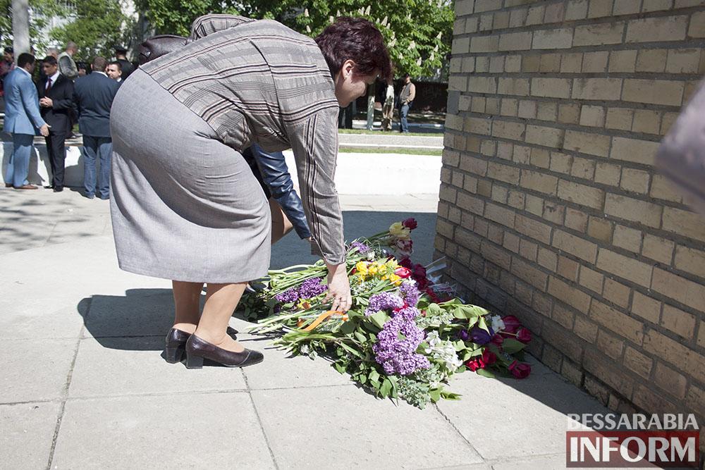 IMG_8184 В Измаиле установили мемориальные доски в честь освободителей города (фото)
